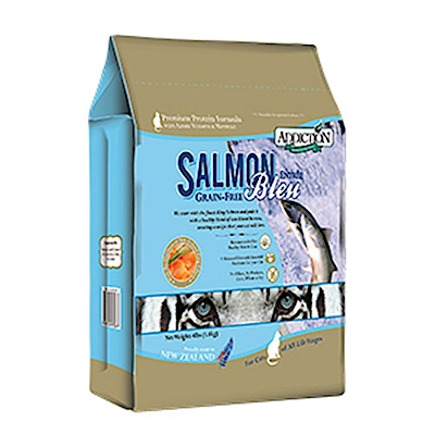 Addiction自然癮食 無穀藍鮭魚貓寵食貓糧 1.8KG