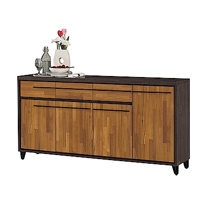 H&D 川普5尺餐櫃下座