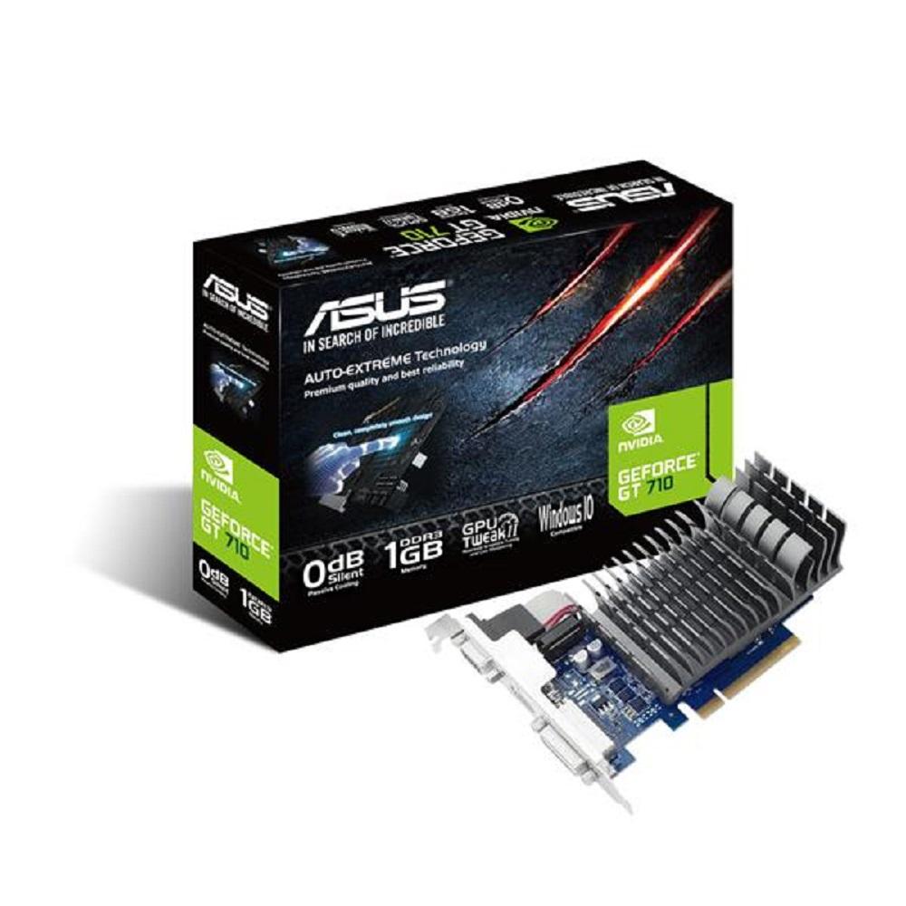 華碩 ASUS GeForce® GT 710 1G 顯示卡