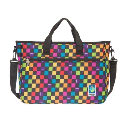 【IMPACT】樂學系列-背提兩用袋-才藝袋-黑 IM00S01BK