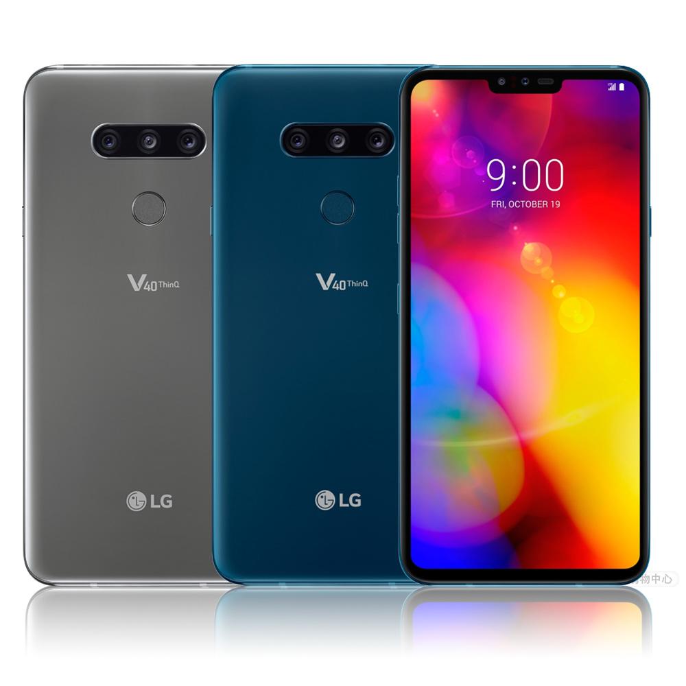 LG V40 ThinQ (6G/128G) 6.4吋5鏡頭智慧型手機