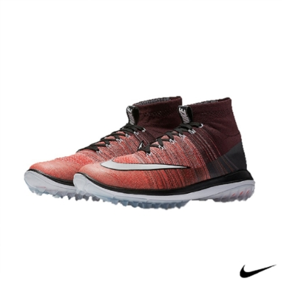 NIKE 男 編織高爾夫球襪套鞋 橘844450-601
