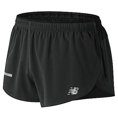 New Balance 運動短褲  AMS81260BK 男性 黑色