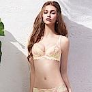 曼黛瑪璉-16SS包覆提托-雙弧內衣  A-G罩杯(溫暖黃)