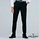 Emilio Valentino 范倫提諾修身平面西裝褲-黑 product thumbnail 1