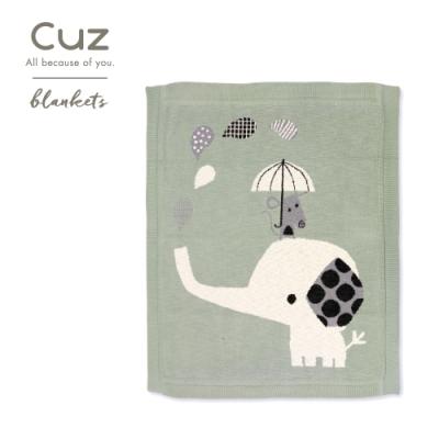 【Cuz】大象噴泉(織毯)