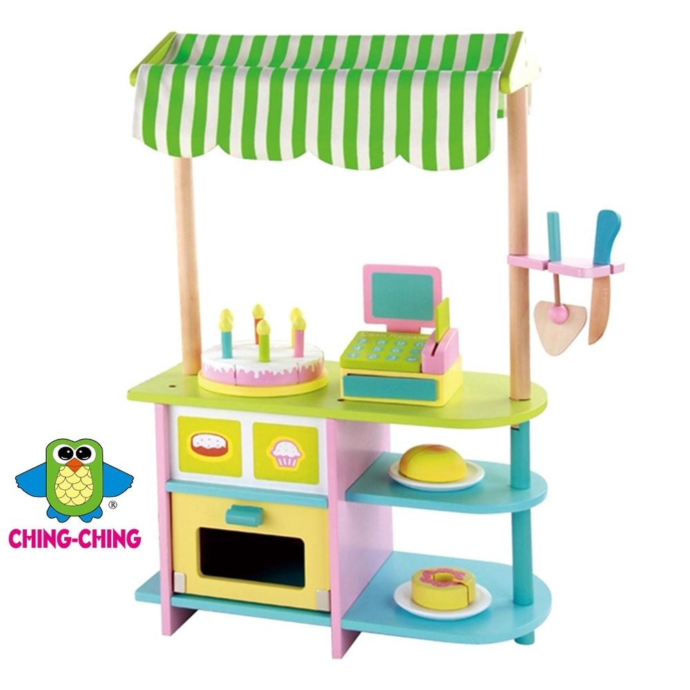 親親 木製蛋糕屋(MSN15046)