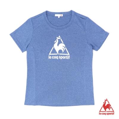 法國公雞牌短袖T恤 LOM2310836-女-寶藍