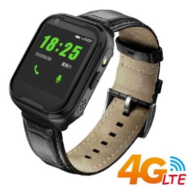 (結帳再折)IS愛思 CW-16 心率監測防高齡走失4G LTE定位智慧手錶