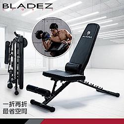 【BLADEZ】BW13-3.0-可變式二頭彎舉握推訓練椅/重訓床/重訓椅/舉重床