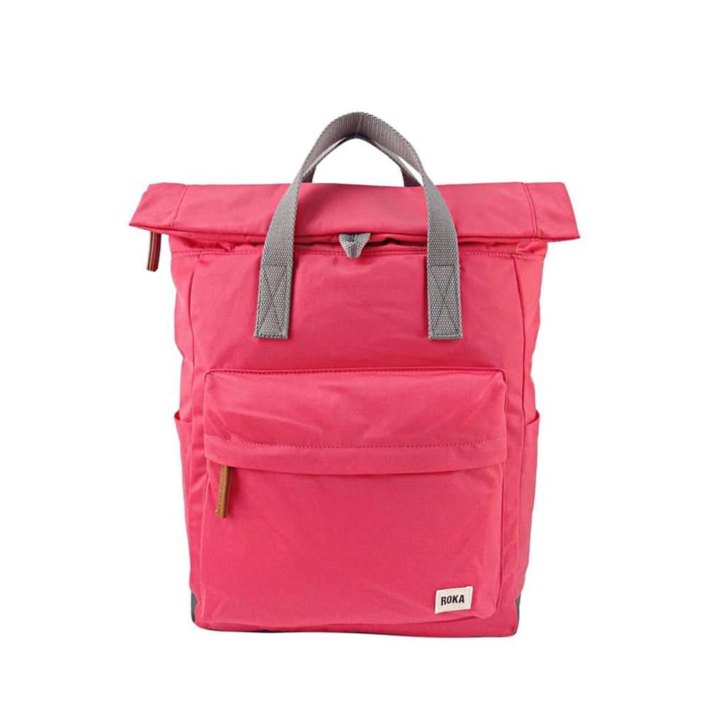 ROKA Canfield B「通勤者」手提肩背兩用後背包(小) 甜蜜野莓