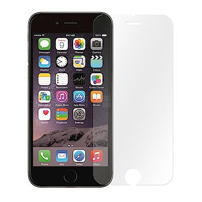 iPhone專用2.5D 9H抗藍光高清防爆鋼化玻璃膜