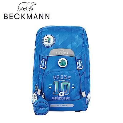 Beckmann-兒童護脊書包22L-經典足球