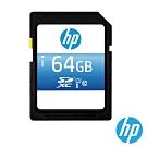 HP U1 SD 64GB高速記憶卡