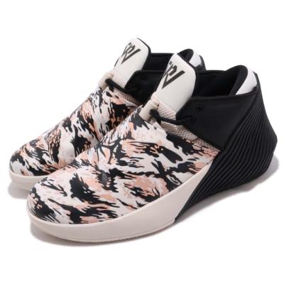 Nike 籃球鞋 Why Not ZER01 男鞋 Low PFX 粉紅 黑 迷彩 低筒 男鞋 運動鞋