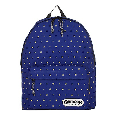 經典彩虹糖-後背包-寶藍星星 OD452USPL