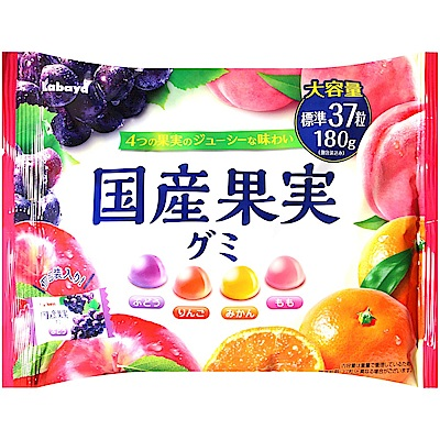 卡巴 綜合水果軟糖(173.9g)
