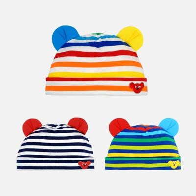 WHY AND 1/2 mini 條紋寶寶帽 多色可選