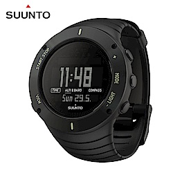 SUUNTO Ultimate Black 時尚設計戶外功能運動錶