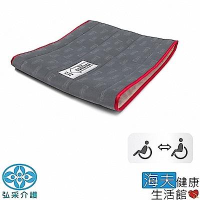 海夫 弘采介護 長照輔具RoMedic輪椅止滑墊(無把手) 50x40公分(2069)