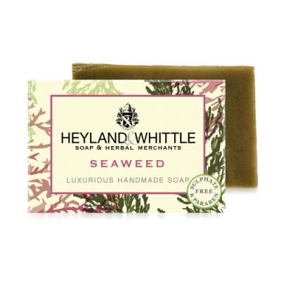 *H&W英倫薇朵 神奇海藻手工香氛皂120g