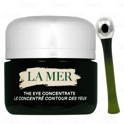 LA MER海洋拉娜 濃萃修復眼霜(15ml)+按摩棒