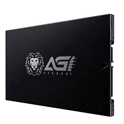 AGI 亞奇雷 512GB 2.5吋 SATA3 SSD 固態硬碟