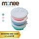 【韓國monee】恐龍造型 100%白金矽膠可吸式餐碗附蓋 (3色可選) product thumbnail 1