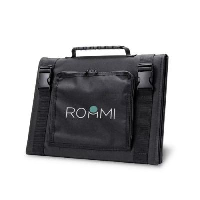 Roommi 28W太陽能充電板 戶外折疊攜帶方便