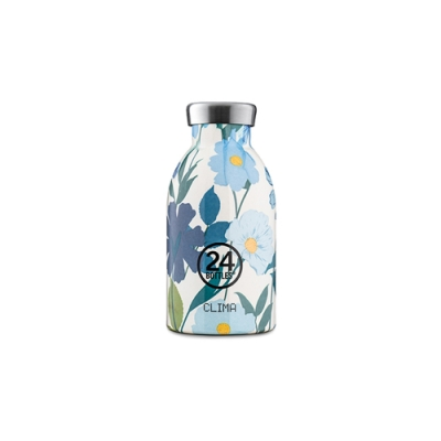 義大利 24Bottles 不鏽鋼雙層保溫瓶 330ml - 晨曦