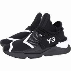 Y-3 KAIWA 彈性面料多功能運動鞋(男款/綁帶鞋片可拆)