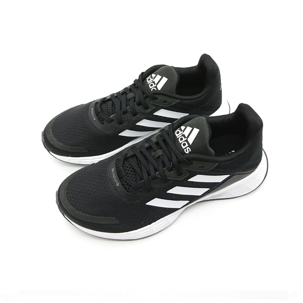 adidas 慢跑鞋 輕量 緩震 運動 女鞋 黑 FV8794 Duramo SL
