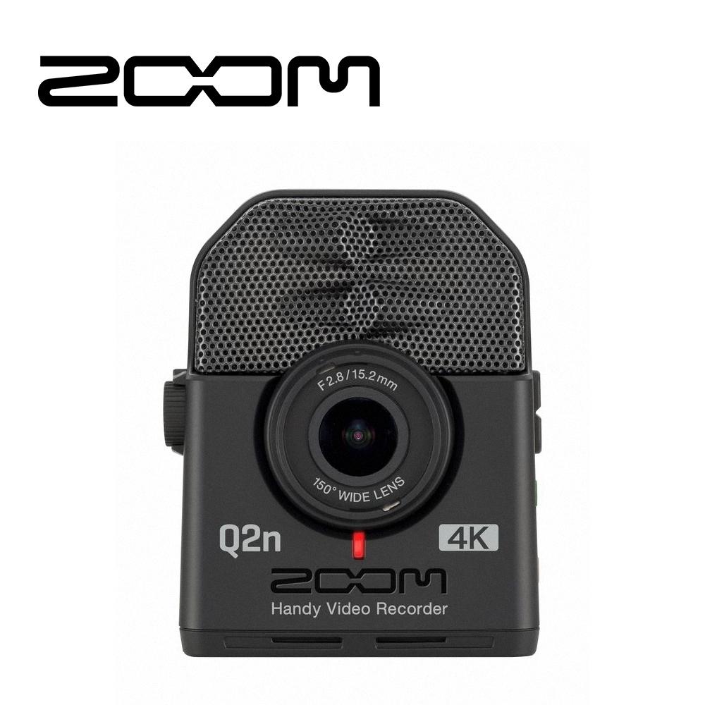 Zoom Q2N-4K 數位錄影機
