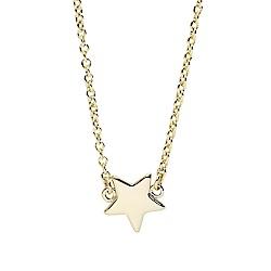 Pura Vida 美國手工 Star 金色魅力之星墜飾項鍊
