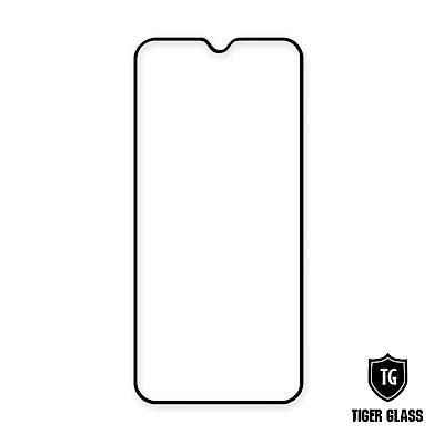 T.G HTC Desire 19+ 全包覆滿版鋼化膜手機保護貼(防爆防指紋)