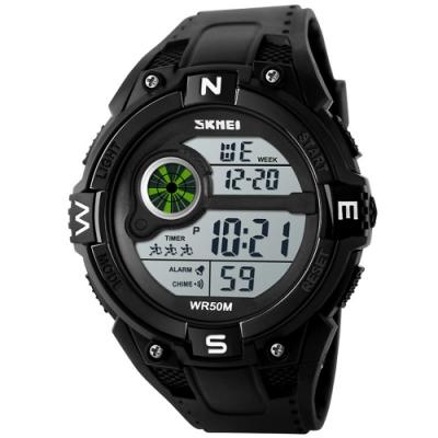 SKMEI 時刻美1279-新一代運動小子多功能電子錶