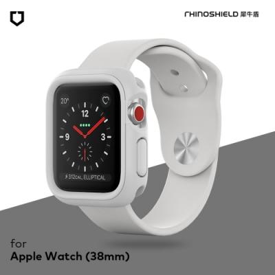 犀牛盾 Apple Watch 38mm Crashguard NX防摔邊框保護殼