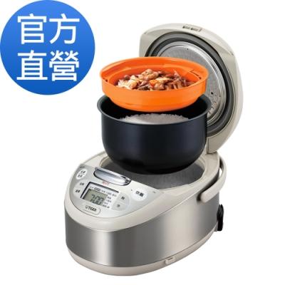 (日本製)TIGER虎牌  6人份tacook微電腦多功能炊飯電子鍋(JAX-G10R)