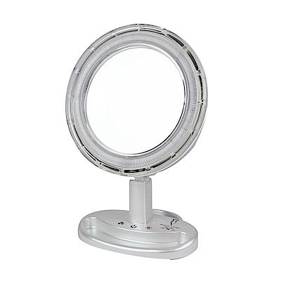 【水美人】DC風扇化妝鏡 MJ-T033
