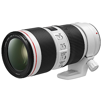 CANON EF  70 - 200 mm f/ 4 L IS II USM 遠攝變焦鏡頭*(平輸)