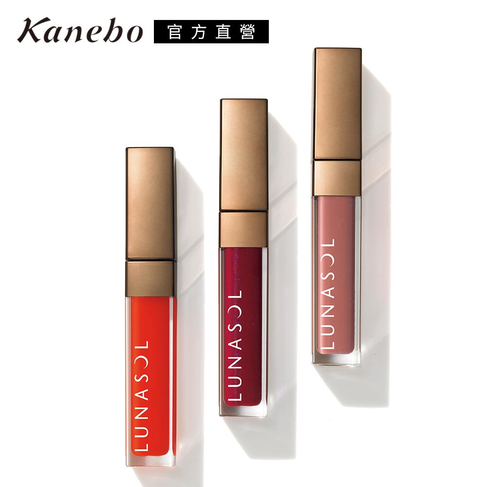 Kanebo 佳麗寶 LUNASOL晶巧水潤唇蜜5.8g(3色任選)