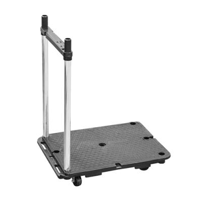 泰家 多變功能拖板兩用手推車(1入) 置物車 推車