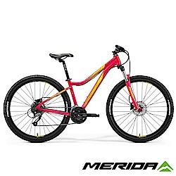 (無卡分期-12期)《MERIDA》女性特仕車 Juliet 7.40-D 紅 2018-15吋