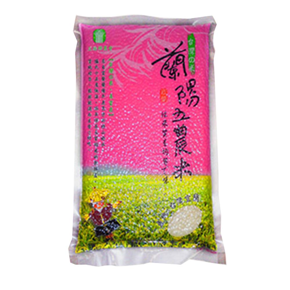 蘭陽五農-蓬萊米 1kg