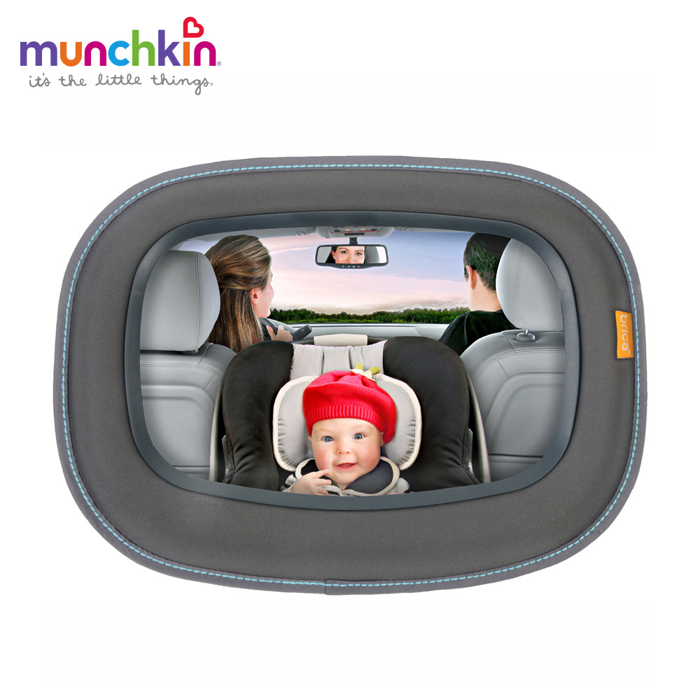 munchkin滿趣健-寶寶後視鏡