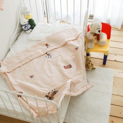 絲薇諾 兒童天絲涼被-可愛騎兵(105×120cm)