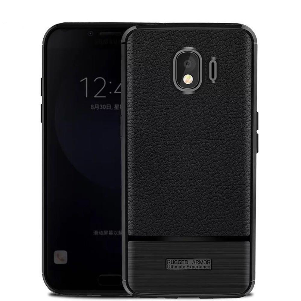 IN7 荔枝紋系列 Samsung J4 2018 5.5吋 硅膠TPU保護殼