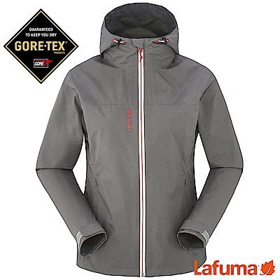 LAFUMA-女SHIFT GTX 防水外套-LFV114018280-炭灰