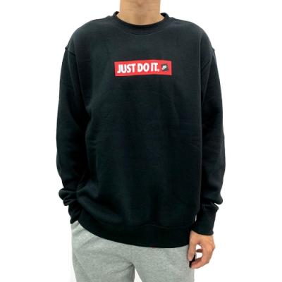 Nike AS M NSW JDI CRW FLC BSTR 男長袖上衣-BV5090010