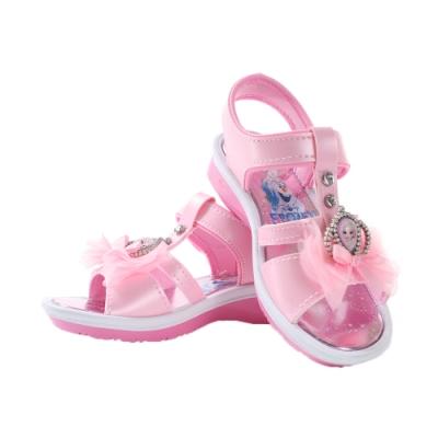 台灣製冰雪奇緣女童涼鞋 sa94143 魔法Baby